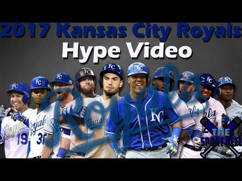 2017 Kansas City Royals Hype Video