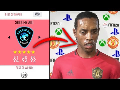How To Use Icons In Fifa 20 Career Mode On Ps4 And Xbox One Youtube