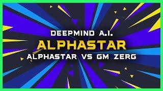 AlphaStar vs Grandmaster [TvZ] Deepmind A.I. Starcraft 2