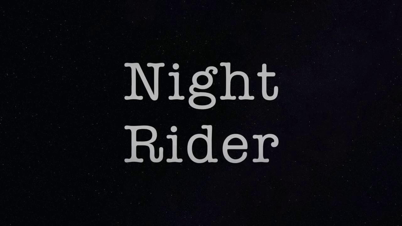 #TRIUMPH #SpeedTripleRS【motovlog】#34  Night Rider