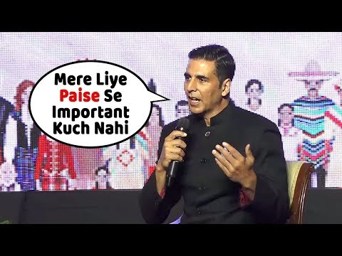 Akshay Kumar's SH0CKING Comment about his Filmy Career | Mer