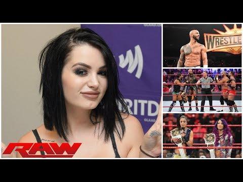 WWE RAW 2/18/19 REVIEW || Fans ROAST Lafayette Crowd || Paige Blames Fans For Women Being Held Back