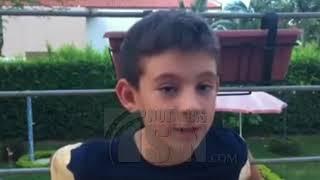 Se hace viral el video de un niño con síndrome de Asperger por dar lección de vida en Colombia