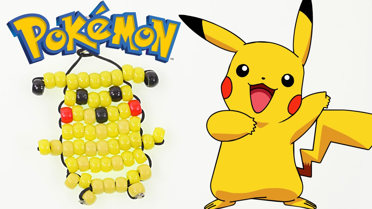 Easy Crafts For Pikachu