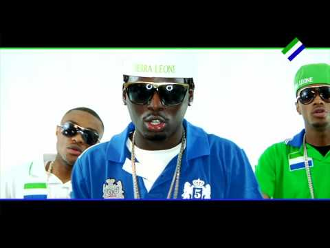 Sierra Leones ALL OUT Record  Music  2010