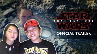Star Wars: The Last Jedi Trailer (Official) - Reaction