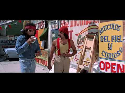 Cheech and Chongs Up In Smoke - (1978) - Deported