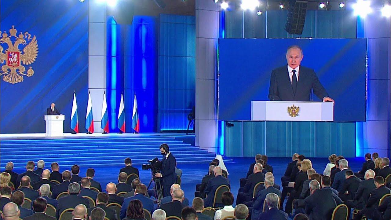 Владимир Путин: Россия ведет себя сдержанно и скромно.