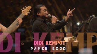 Download lagu KUA ETNIKA FEAT DIDI KEMPOT - Pamer Bojo , Live at NGAYOGJAZZ 2019