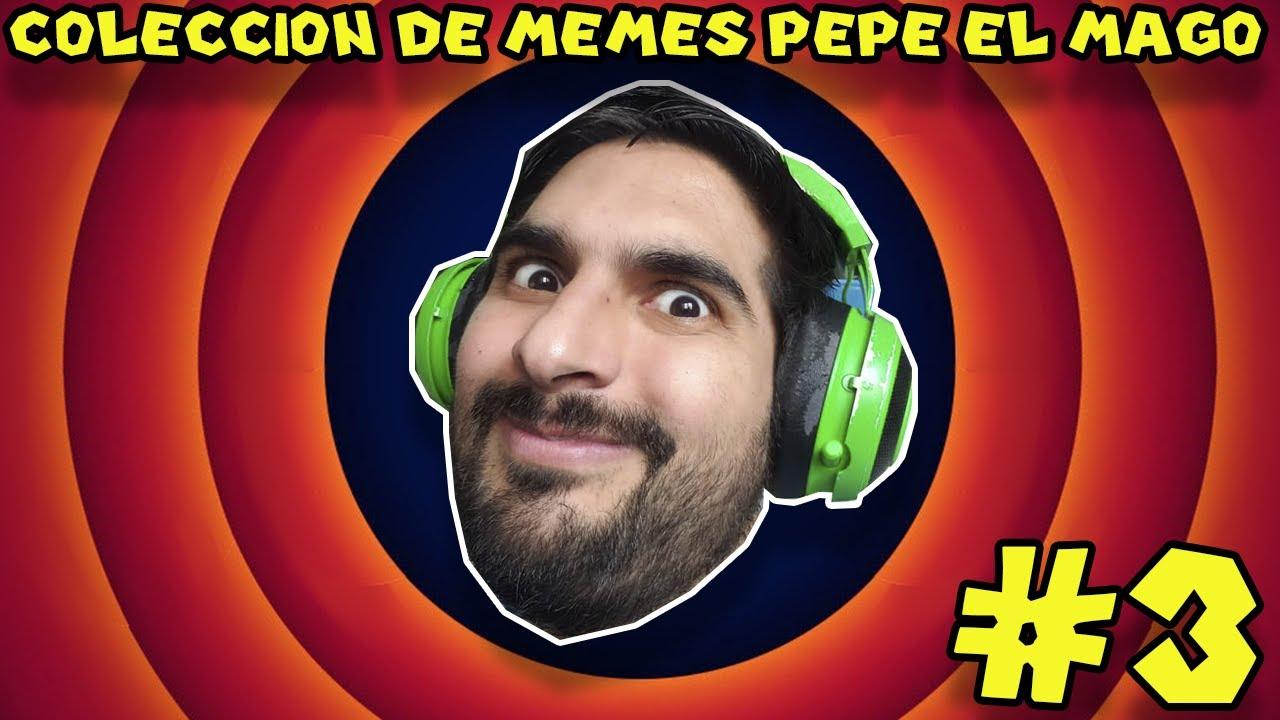 COLECCION DE MEMES PEPE EL MAGO (#3) - Memes con Pepe el Mago