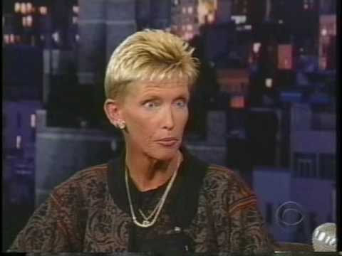 Pam Reed On David Letterman