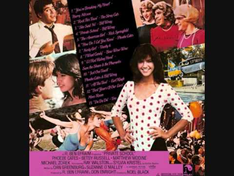 Phoebe Cates and Billy Wray - Just One Touch (Theme Song of Private School 1983)
