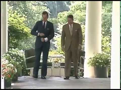 President Reagan's Photo Opportunities on July 7, 1988