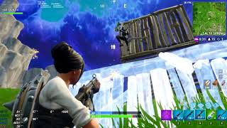 Fortnite on Core2 Duo E6550, 5GB RAM DDR2 and GT 610 1gb (OC) (Bottleneck is real)
