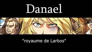 MUSIQUE Danael Royaume de Larbos