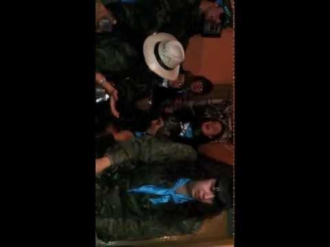 Carnavales kintos 2012 Garciaz (Cáceres) INCREIBLES Videos De Viajes
