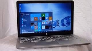 HP PAVILION i7 - 7500U GAMING LAPTOP & REVIEW