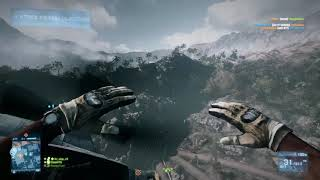 Battlefield 3 Multiplayer Gameplay - Damavand Peak RUSH (PC 1080p 60FPS)
