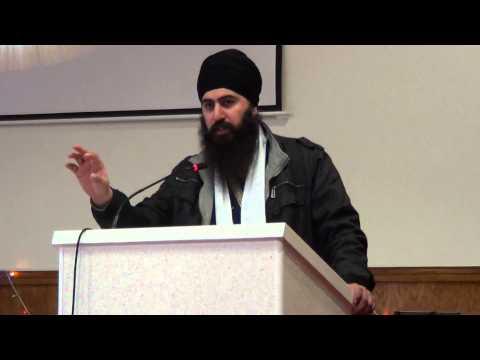 Bhai Vijay Singh Jee - Rochester Gurmat Camp March 2013 Talk