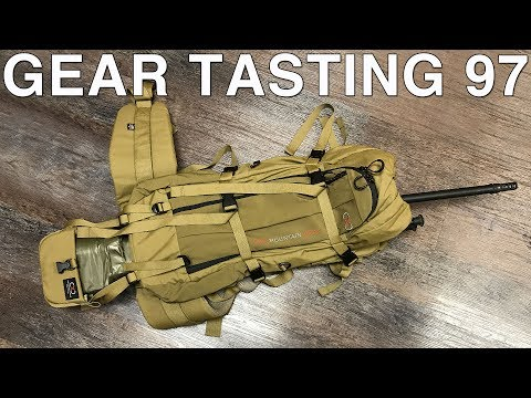 EXO Mountain Gear, Hanging Body Armor and IR Strobe Differences - Gear Tasting 97