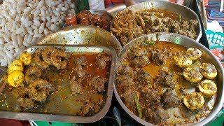 Tasty Jhal Muri Recipe(Chicken Legs,Gila,Kolija) Masala Muri Makha ! Bengali Street Food