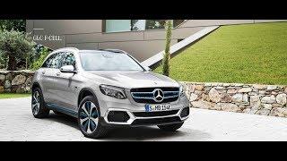 2018 Mercedes GLC F-Cell Technology