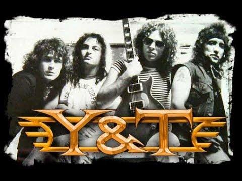 Y&T - Live Tokyo 1986 (Heavy metal, hard)