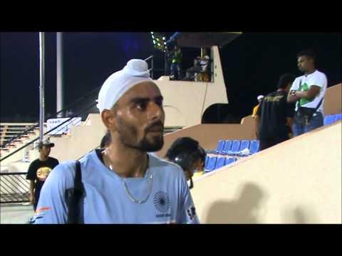 Baljit Chandi interview,Azlan Shah Hockey Cup 2011