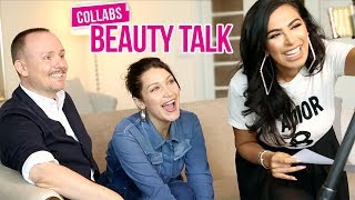 Beauty Talk With Bella Hadid & Peter Philips!