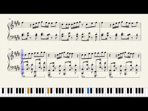 Ed Sheeran - Shape Of You - Piano (sheet Music + Tutorial)