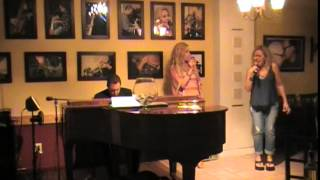 """LOVERS"" performed by Claudia Maynes Burkland & Robin Maynes"
