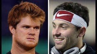 Sam Darnold vs. Baker Mayfield in Jets-Browns?