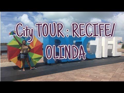 #VLOG4: City Tour em Recife/Olinda e último dia Porto de Galinhas.