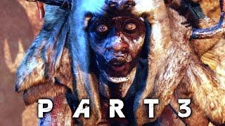 Taming Beasts in Far Cry Primal - Walkthrough Gameplay Part 3 (PS4)