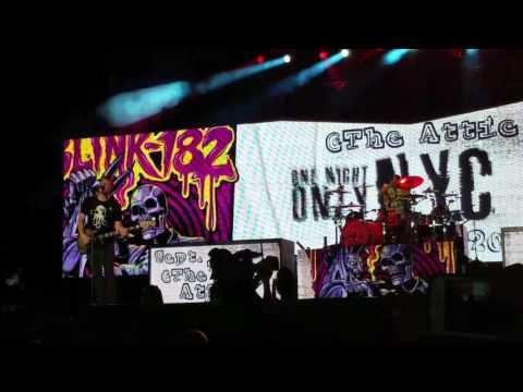 Blink-182 - Live Hersheypark Stadium 2016 [MY RECORDINGS] (Hershey, Pennsylvania HD 60FPS)