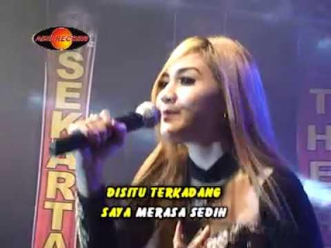 Nella Kharisma - Disaat Aku Merasa Sedih (Official Music Video) - The Rosta - Aini Record