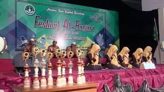 Muhasabatul qolbi vokal terbaik fesban rungkut 2016