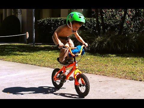 BMX Street - Bike Parkour - BMX Freestyle - Best Kids BMX Tricks Compilaion 2017