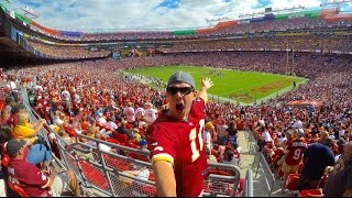 HAIL TO THE REDSKINS!!!!