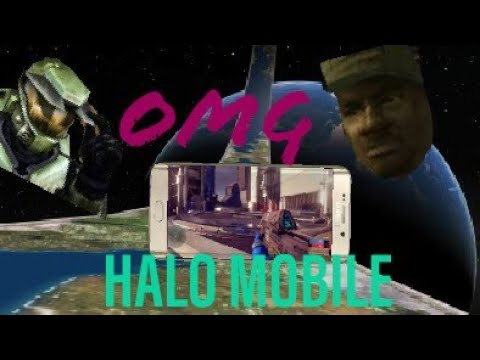 Halo On Mobile!? [Android] + Download Link