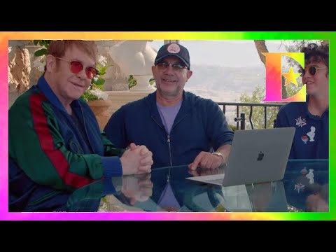 The Making of Tiny Dancer for Elton John: The Cut  Supported  YouTube