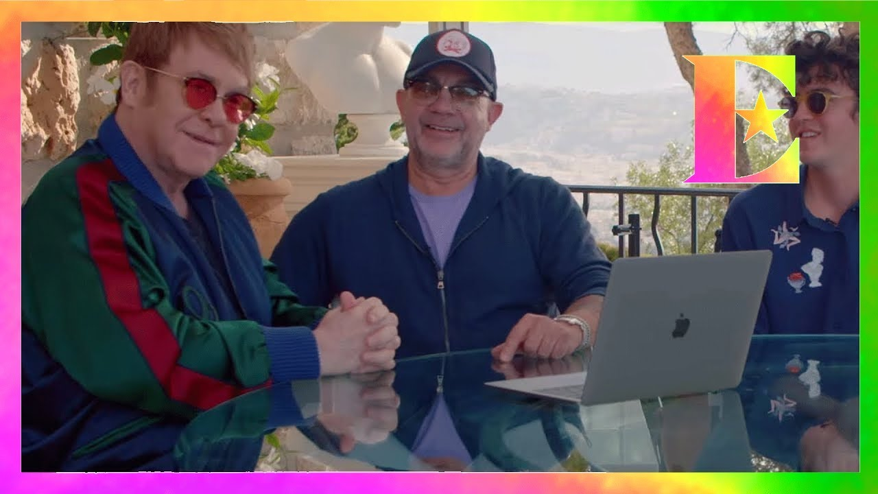 the making of tiny dancer for elton john the cut supported by rh youtube com