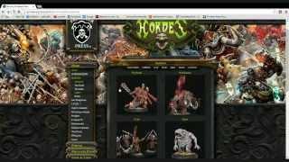 Warmachine/Hordes Factions