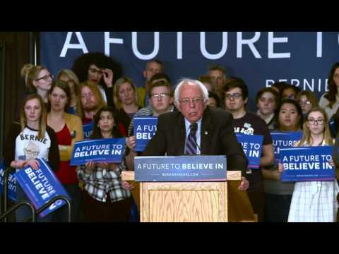 Our Goal is not to Punish Workers, it is to Save this Planet | Bernie Sanders