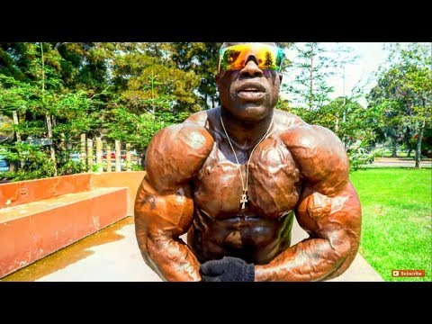 Push Ups To Get A Massive Chest | Kali Muscle
