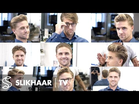 Different Hairstyles In Haircut Mens Hairstyling Inspiration