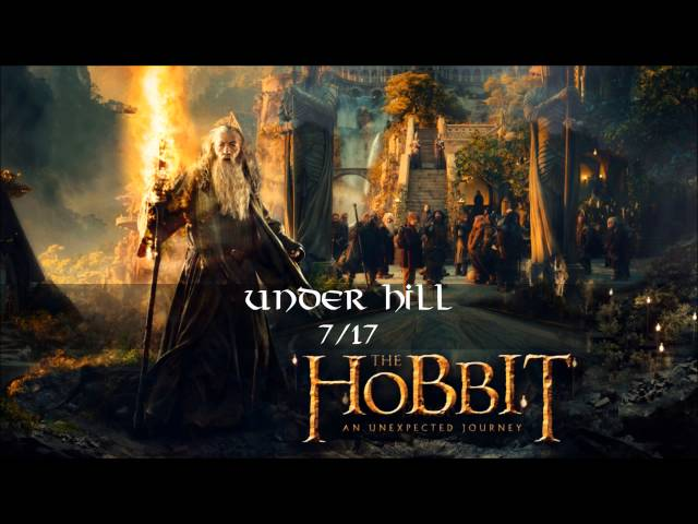 07. Under Hill 2.CD - The Hobbit: an Unexpected Journey