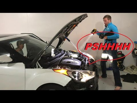 2015 Veloster Blow Off Valve Install