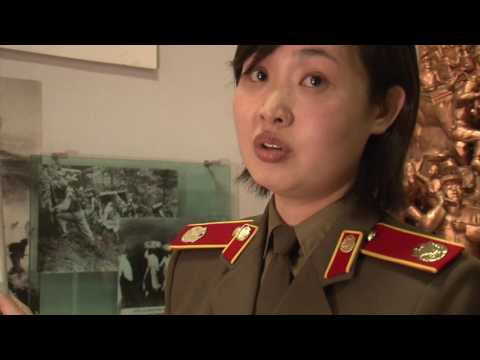 (french version) Victorious Fatherland Liberation War Museum, Pyongyang , North Korea