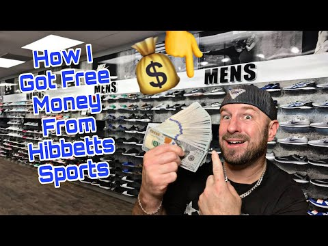 #Hibbetts #Freemoney #Sneakers WATCH VIDEO FULLY THROUGH TO SEE HOW I CHECK OUT WITHOUT SPENDING$$$$
